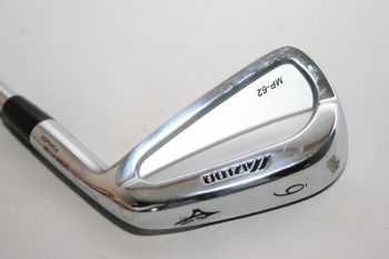 "Mizuno MP-62 (Stahl, Regular, 0.5"", 2°up) Eisen 6"