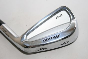 "Mizuno MP-62 (Stahl, Stiff, 0.5"", 2°up) Eisen 6"