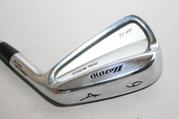"Mizuno MP-52 (Stahl, Regular, 0.5"", 2°up) Eisen 6"