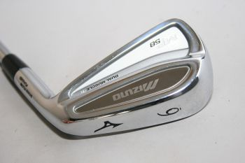 "Mizuno MP-58 (Stahl, Stiff, +0.5"", 2°up) Eisen 6"