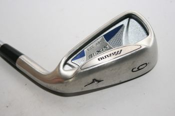 "Mizuno MX-19 (Stahl, Regular, +0.5"", 2°up) Eisen 6"