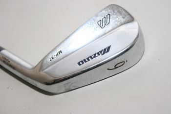 "Mizuno MP-37 (Stahl, Stiff, +0.5"", 2°up) Eisen 6"