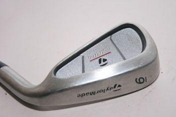 TaylorMade 200 Steel (Stiff, Stahl) Eisen 6