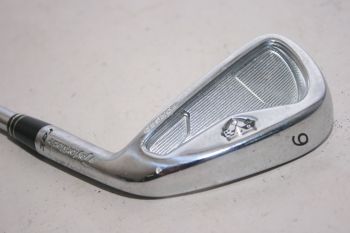 "Taylor Made RAC TP 2005 (Stiff, Stahl, +0.5"", 2°up) Eisen 6"