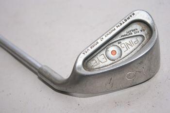Ping Eye 2 (Regular, Stahl, Orange Dot) Eisen 9