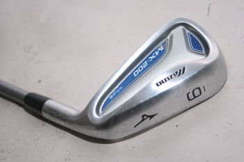 Mizuno MX 200 (Regular, Graphit) Eisen 6