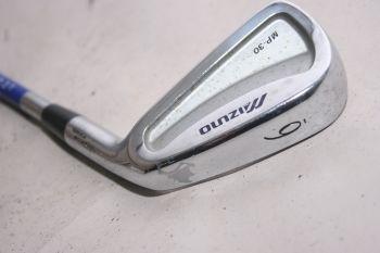 Mizuno MP 30 (Stiff, Stahl, +0.5 inch, 2° upright) Eisen 6