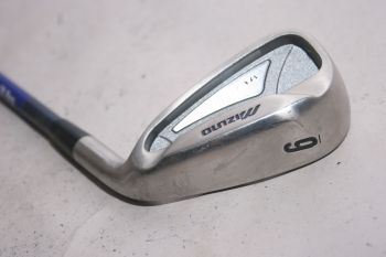 Mizuno MX 17 (Regular, Graphit) Eisen 6
