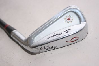 Ben Hogan Apex FTX (Regular, Graphit) Eisen 6
