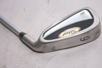 Titleist DCI 822 Oversize (Regular, Stahl, -0.5 inch ) Eisen 6