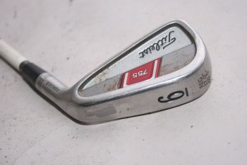 Titleist 755 Forged (Regular, Graphit, -0.5 inch , 2° flat) Eisen 6