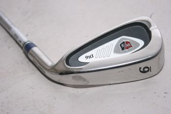 Wilson Staff Di6 (Regular, Stahl, 2° upright) Eisen 6