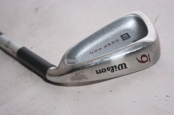 Wilson Deep Red (Stiff, Graphit) Eisen 6