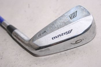 Mizuno MP 37 (Stiff, Stahl, +0.5 inch, 2° upright) Eisen 6