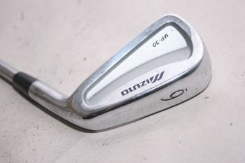 Mizuno MP 30 (Stiff, Stahl, +0.5 inch, 2° upright) Eisen 6