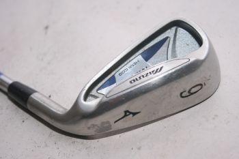 Mizuno MX 19 (Regular, Stahl, +0.5 inch, 2° upright) Eisen 6