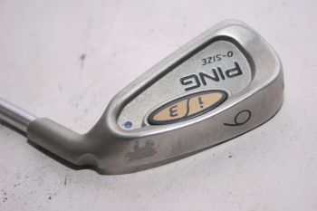 Ping i3 O-Size (Stiff, Stahl, 0.75° upright (Blue Dot)) Eisen 6