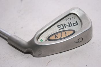Ping i3 Blade (Stiff, Stahl, 2.25° upright (Green Dot)) Eisen 6