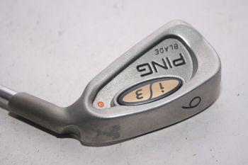 Ping i3 Blade (Stiff, Stahl, 2.25° flat (Orange Dot)) Eisen 6