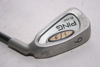 Ping i3 Blade (Regular, Graphit, 3° upright (White Dot)) Eisen 6