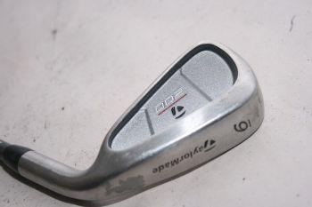 TaylorMade 200 Steel (Regular, Graphit) Eisen 6