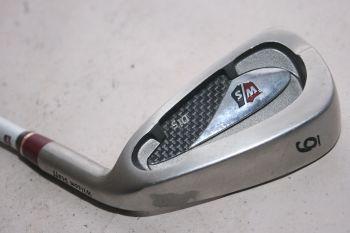 Wilson Staff Di5 (Regular, Graphit, -0.5 inch , 2° flat) Eisen 6