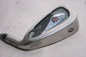 Wilson Staff Di5 (Regular, Stahl, +0.5 inch) Eisen 6