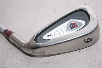Wilson Staff Di6 (Light, Graphit, -1 inch, 2° flat) Eisen 6