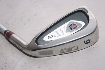 Wilson Staff Di6 (Regular, Graphit, -0.5 inch , 2° flat) Eisen 6