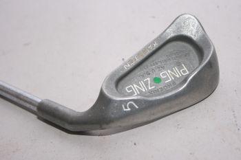 Ping Zing (Regular, Stahl, 2.25° upright (Green Dot)) Eisen 5