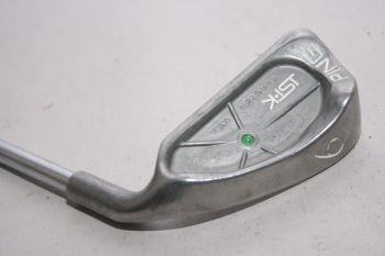 Ping ISI K (Regular, Stahl, +0.5 inch, 2.25° upright (Green Dot)) Eisen 6