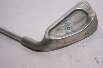Ping ISI Nickel (Stiff, Stahl, 0.75° upright (Blue Dot)) Eisen 5