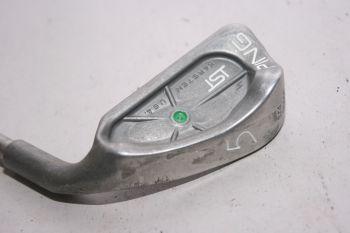 Ping ISI S (Stiff, 2.25° upright, Green Dot) Eisen 5