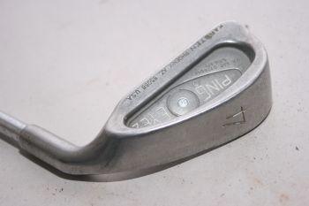 Ping Eye 2 (Stiff, Stahl, +0.5 inch, 3.75° upright (Silver Dot)) Eisen 4