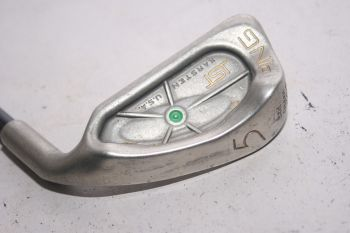 Ping ISI Nickel (Stiff, Graphit, 2.25° upright (Green Dot)) Eisen 5