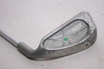Ping ISI K (Stiff, Stahl, 2.25° upright (Green Dot)) Eisen 5