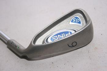 Ping G5 (Regular, Stahl, 2.25° upright (Green Dot)) Eisen 6