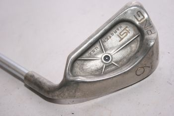Ping ISI Nickel (Regular, Stahl, Black Dot) Eisen 9