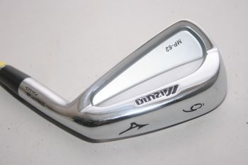 Mizuno MP 62 (Stiff, Stahl, +0.5 inch, 2° upright) Eisen 6