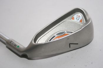 Ping G10 (Light, Stahl, 2.25° upright) Eisen 7