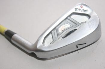 Ping S56 (Stiff, Stahl, 0.75° upright) Eisen 7