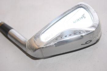 Srixon I-701 (Stiff, Stahl, +0.5 inch, 2° upright, NEU) Eisen 6