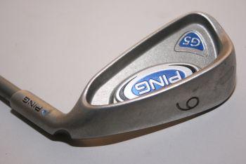 Ping G5 (Regular, Graphit, 0.75° upright, Blue Dot) Eisen 6