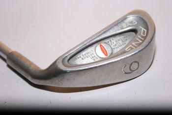 Ping Eye (Regular, Stahl, -0.5 inch, Orange Dot) Eisen 6