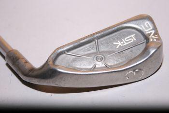 Ping ISI K (Regular, Stahl, +0.5 inch) Eisen 3