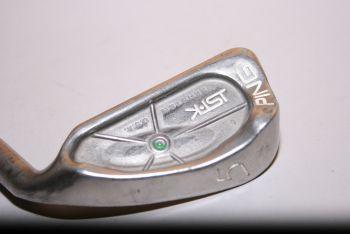 Ping ISI K (Regular, Stahl, +0.5 inch, Green Dot) Eisen 5