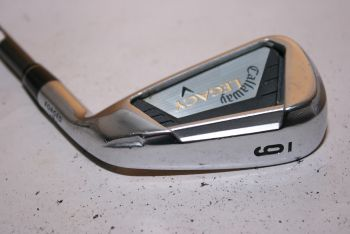 Callaway Legacy 2011 (Light, Graphit, +0.5 inch) Eisen 6