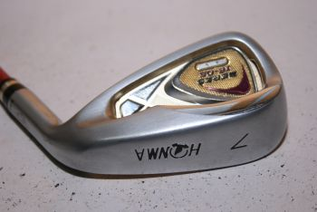 Honma Beres IE-05 (Ladies, Graphit, 2 Sterne, Sample) Eisen 7