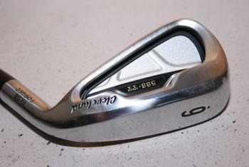 Cleveland 588 TT (Regular, Stahl, +0.5 inch) Eisen 6