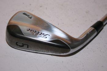 Titleist T-MB 716 (Stiff, Stahl, +0.5 inch, Linkshand) Eisen 5